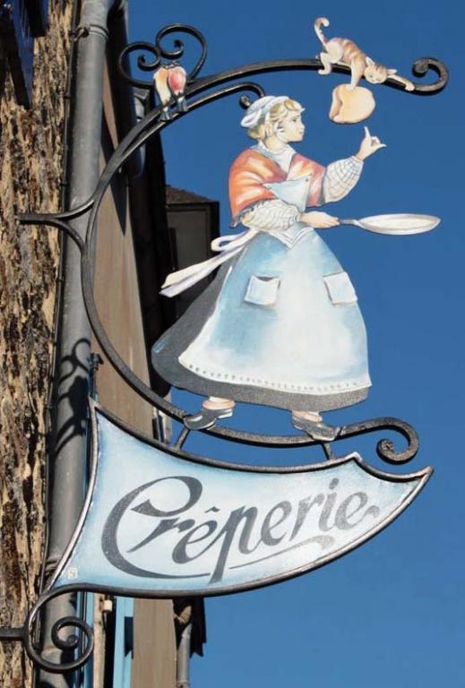 La Petite Bretonne (Crêperie) - Rochefort en Terre