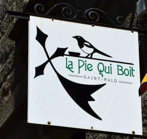 La pie qui boit (hôtel) - Saint Malo