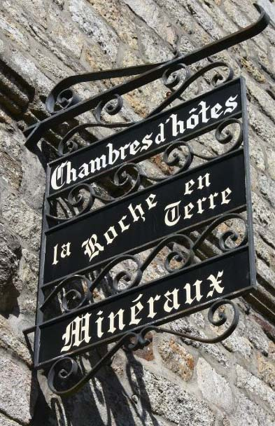 La roche en terre (chambres d'hôtes) - Rochefort en Terre