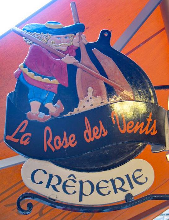 La rose des vents (crêperie) - Saint Malo