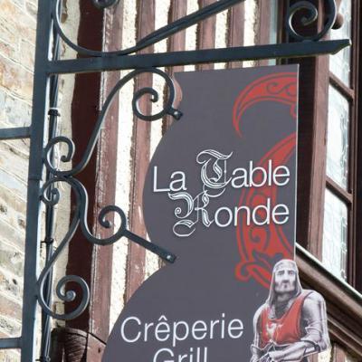 La table ronde (crêperie-grill) - Dol de Bretagne