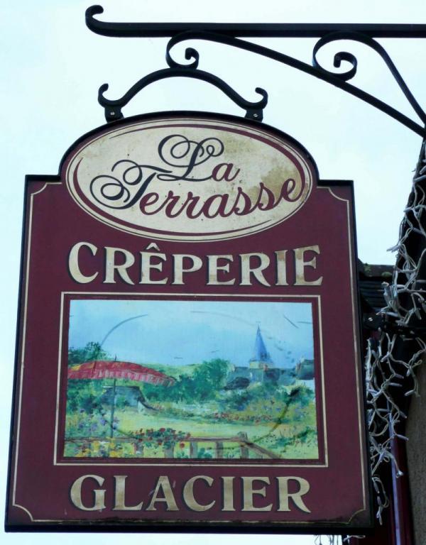 La Terrasse (Crêperie glacier) - Rochefort en Terre