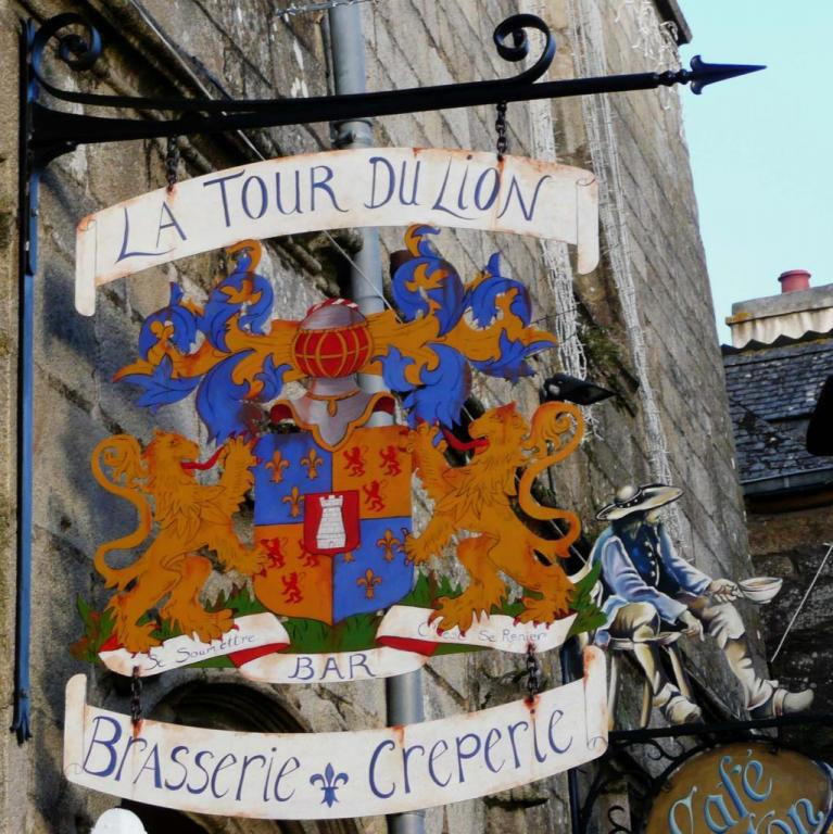 La Tour du Lion (Brasserie et Crêperie) - Rochefort en Terre