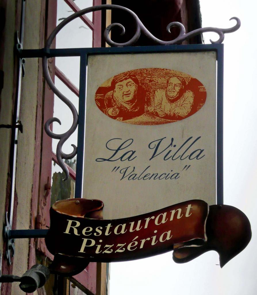 La Villa Valencia (Restaurant pizzéria) - Vannes