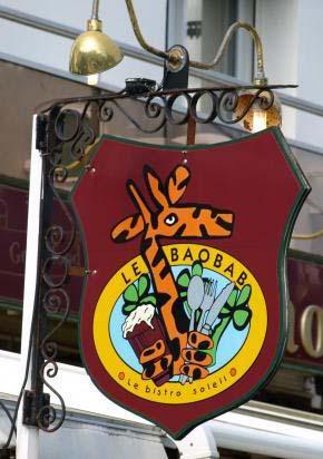 Le Baobab le bistro soleil (café-brasserie) - Carnac