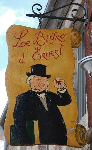 Le bistrot d'Ernest) - Tréguier