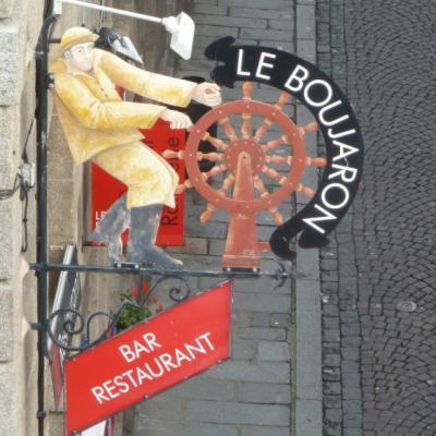 Le Bourjaron (bar-restaurant) - Saint Malo