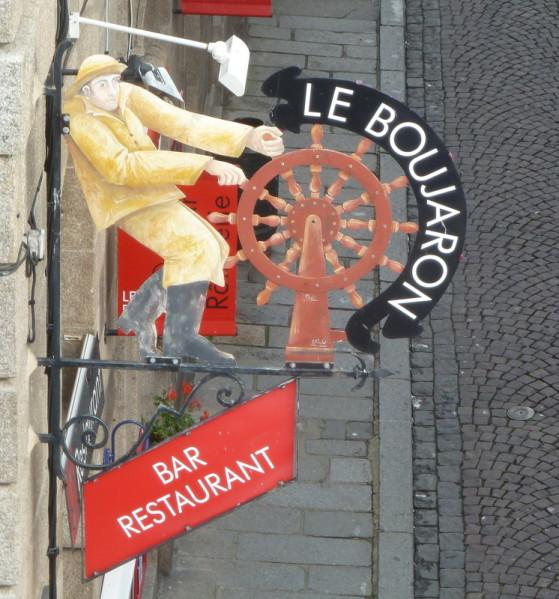 Le Bourjaron (bar-restaurant) - Saint Malo