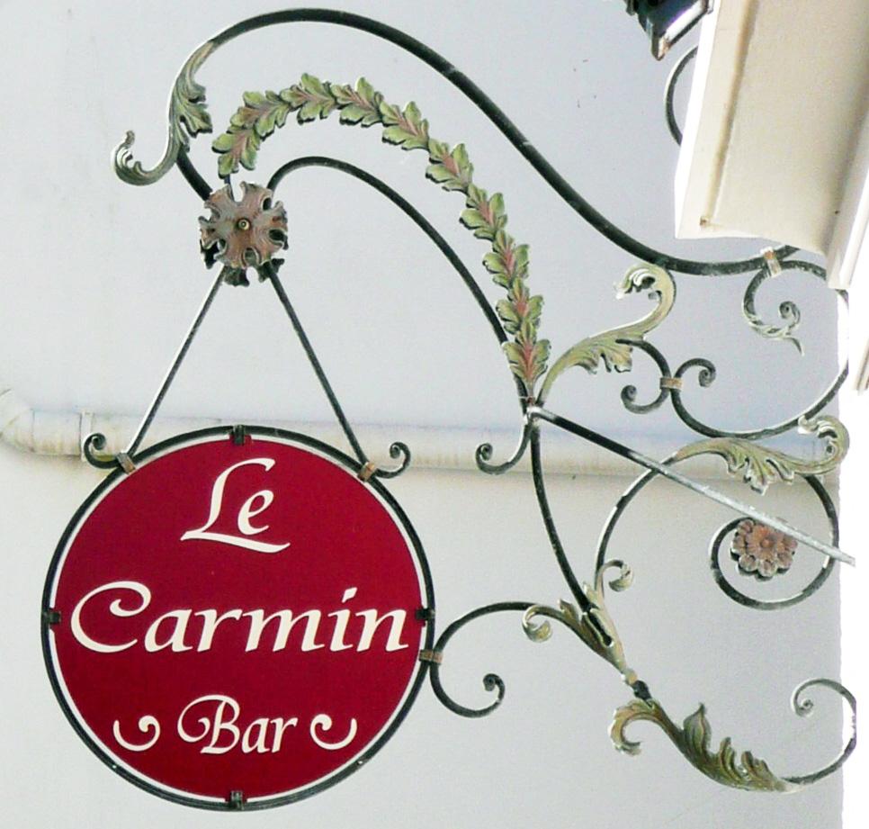 Le Carmin (bar) - Le Pouliguen