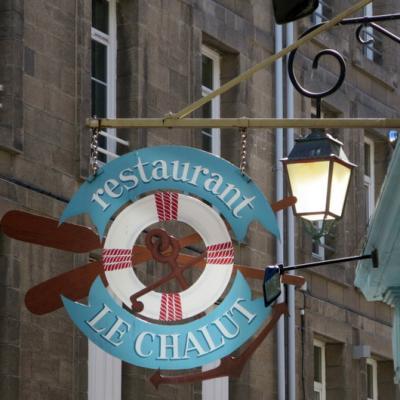 Le chalut (restaurant) - Saint Malo