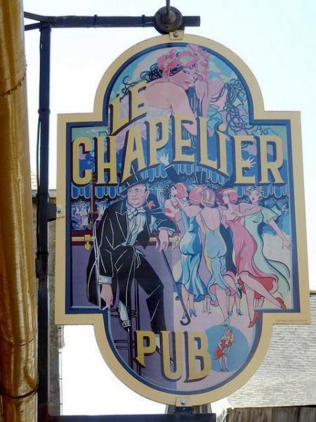 Le chapelier (pub) - Lannion