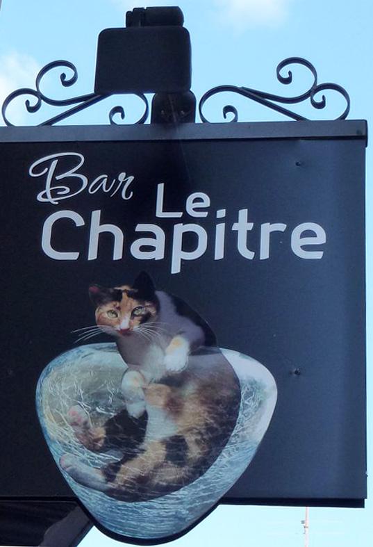 Le chapitre (bar) - Quimper