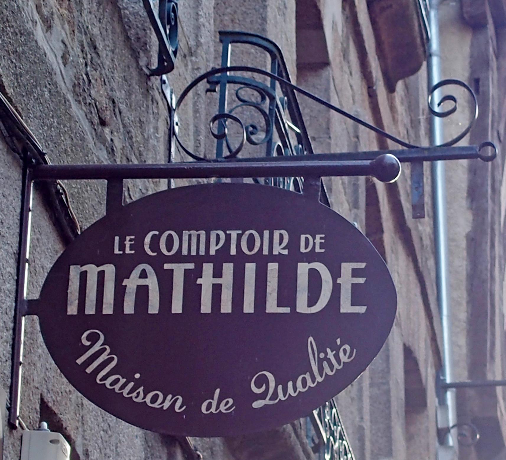 Le Comptoir de Mathilde (chocolaterie-épicerie fine) - Dinan