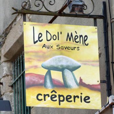 Le Dol' Mène aux saveurs (crêperie) - Dol de Bretagne