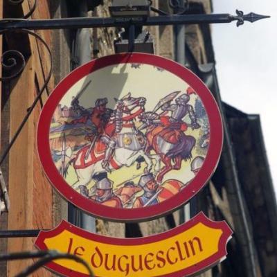 Le Duguesclin (hôtel) - Dinan