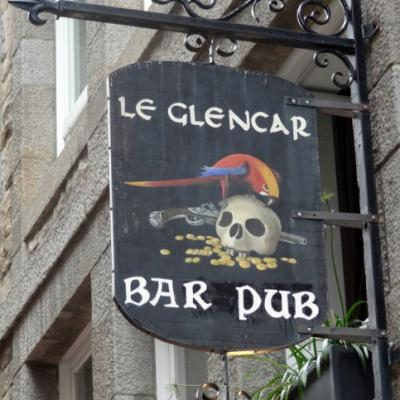 Le Glencar (bar-pub) - Saint Malo