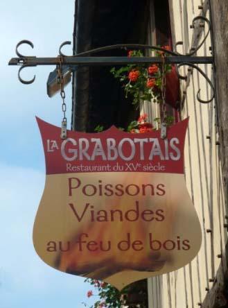 Le Grabotais (restaurant) - Dol de Bretagne