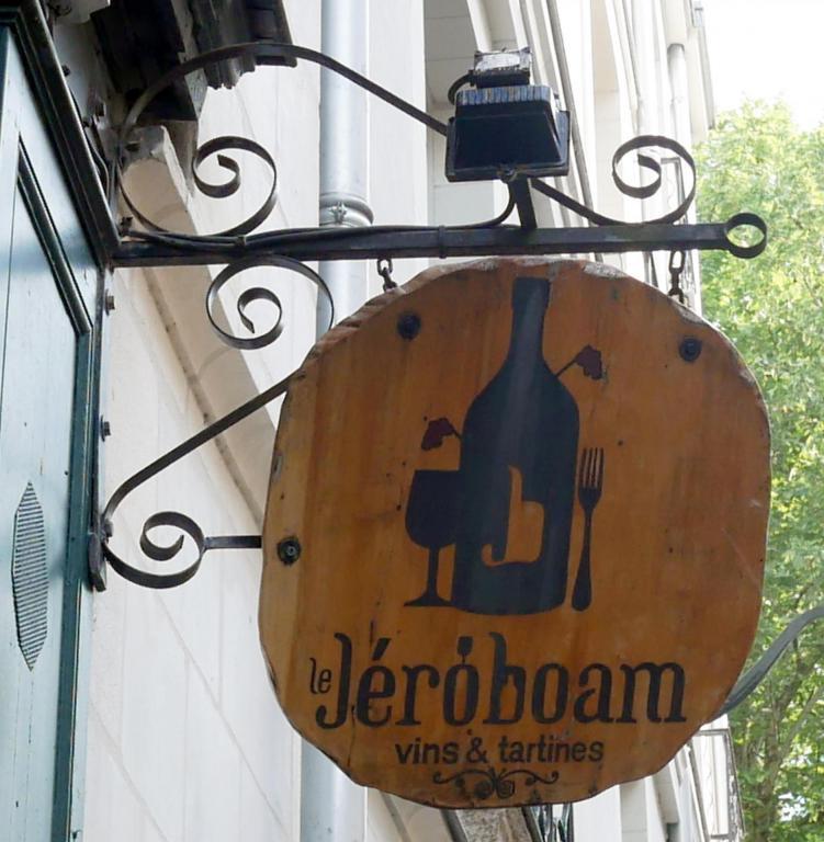Le Jéroboam (vins et tartines-bistro brasserie) - Nantes