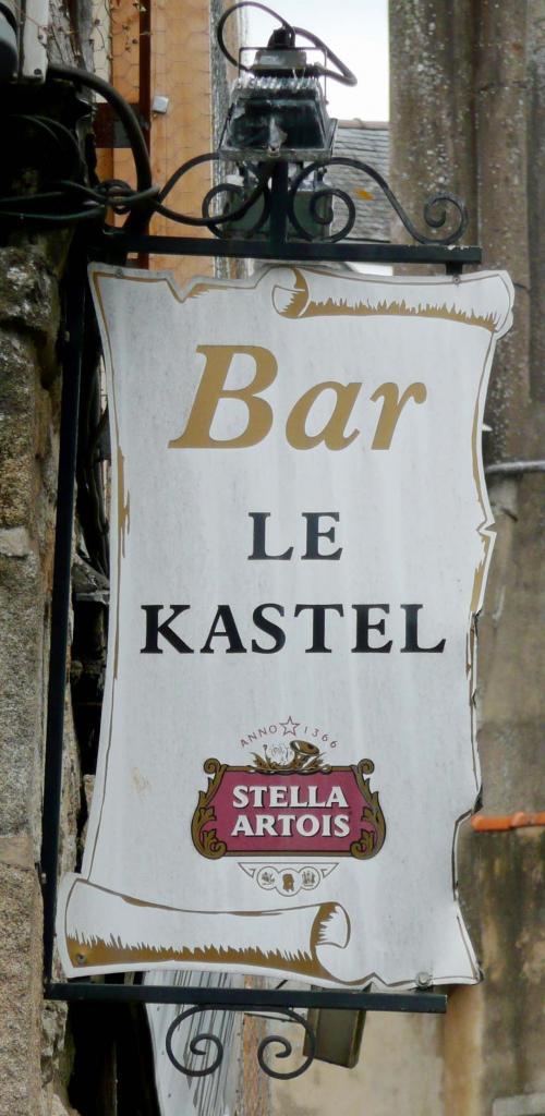 Le Kastel (Bar) - Vannes