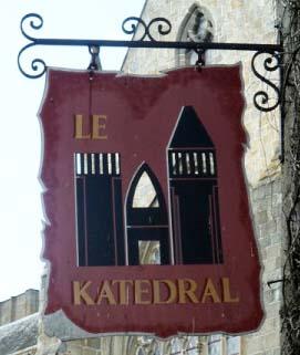 Le katédral (restaurant) - Dol de Bretagne