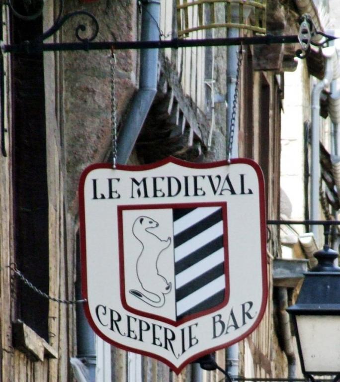 Le Médiéval (crêperie-bar) - Dinan