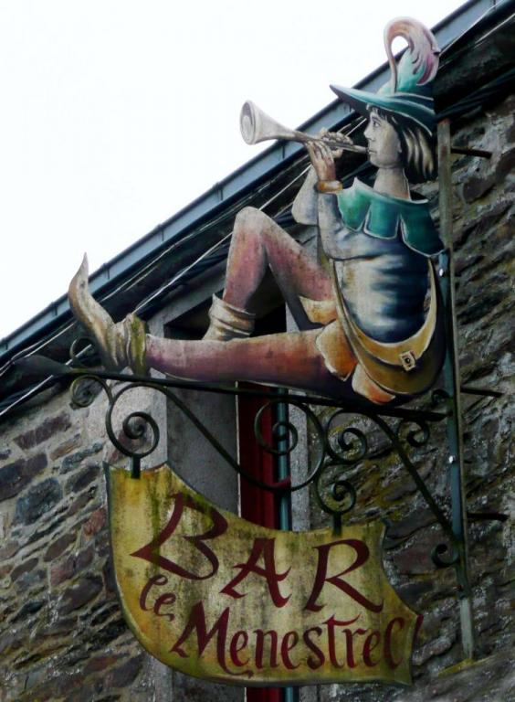 Le Ménestrel (Bar) - Rochefort en Terre