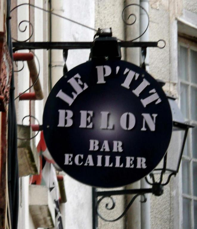 Le P'tit Belon (Bar écailler) - Vannes