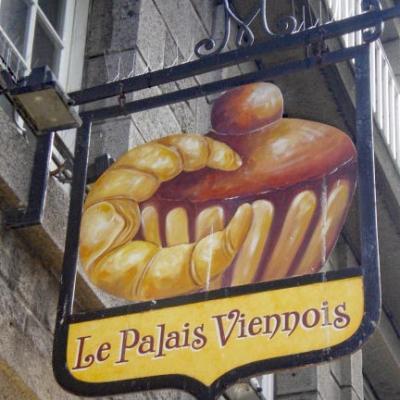 Le palais viennois (boulangerie) - Saint Malo