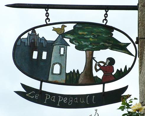Le Papegault - Moncontour