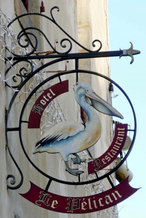 Le Pélican (Hôtel restaurant) - Rochefort en Terre