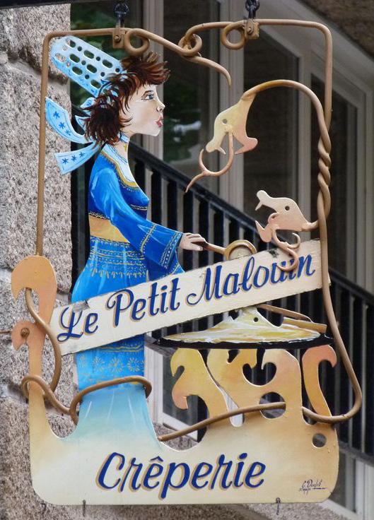 Le petit malouin (crêperie) - Saint Malo