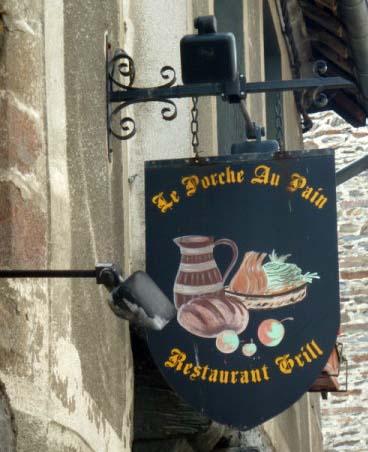 Le porche au pain (restaurant-grill) - Dol de Bretagne