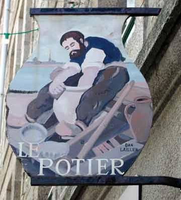 Le Potier - Saint Malo