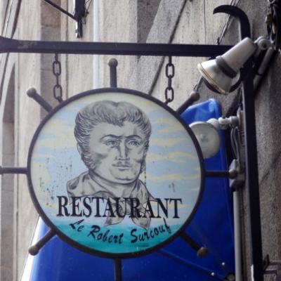 Le Robert Surcourf (restaurant) - Saint Malo
