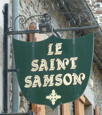 Le saint Samson (crêperie-grill-saladerie-restaurant) - Dol de Bretagne