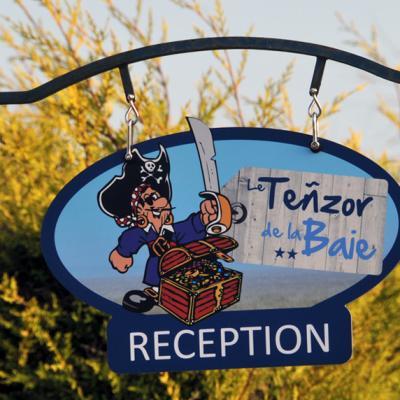 Le Tenzor de la baie (camping) - Dol de Bretagne