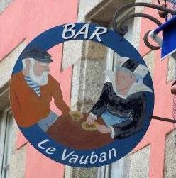 Le Vauban (bar) - Concarneau