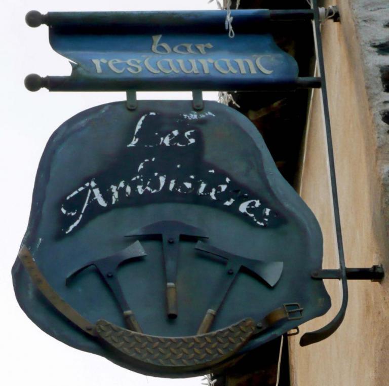 Les Ardoisieres (Bar restaurant) - Rochefort en Terre