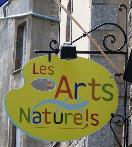 Les arts naturels (peintures et décoration) - Saint Malo