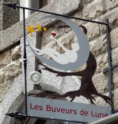 Les buveurs de lune (restaurant) - Saint Malo