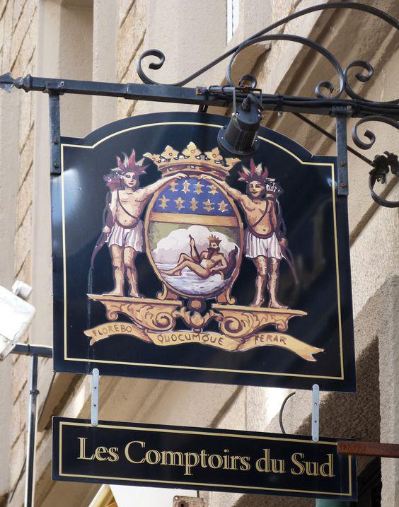 Les comptoirs du sud (bar) - Saint Malo