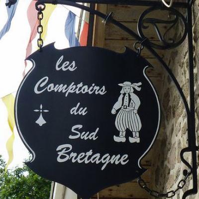 Les comptoirs du sud Bretagne (décoration) - Guérande