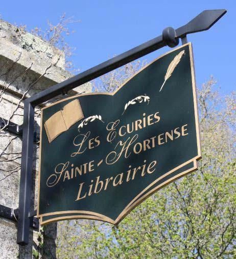 Les écuries Sainte Hortense (librairie) - Rochefort en Terre
