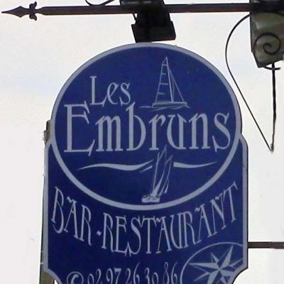 Les Embruns (bar-restaurant) - Ile aux Moines
