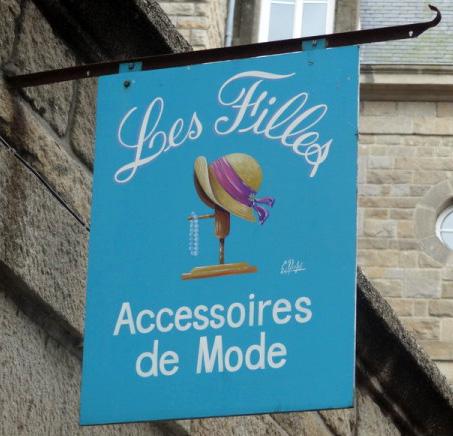 Les Filles (accessoires de mode) - Saint Malo