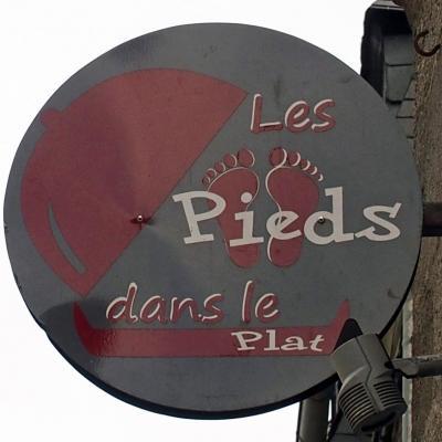 Les Pieds dans le plat (restaurant) - Dinan