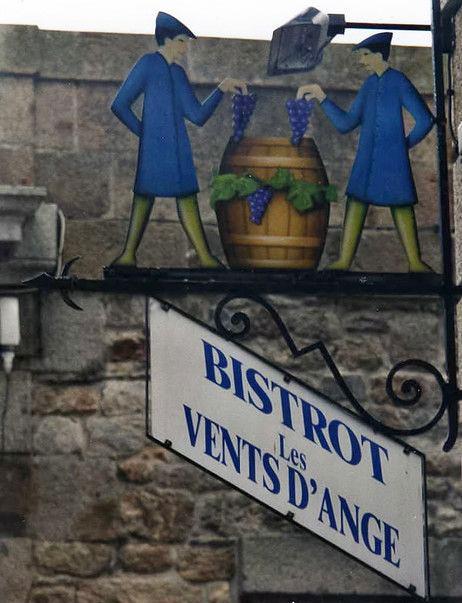 Les vents d'ange (bistrot) - Saint Malo