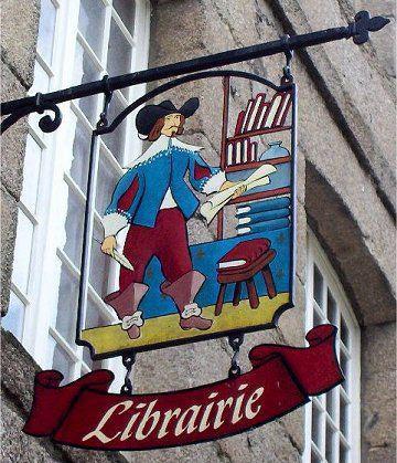 Librairie - Dinan