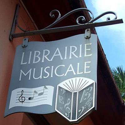 Librairie musicale - Quimper
