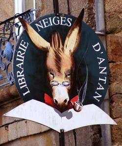Librairie Neiges d'Antan - Bécherel